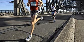 BRA FOR FØTTENE: Hva er best for føttene, avanserte joggesko eller ingen sko i det hele tatt?