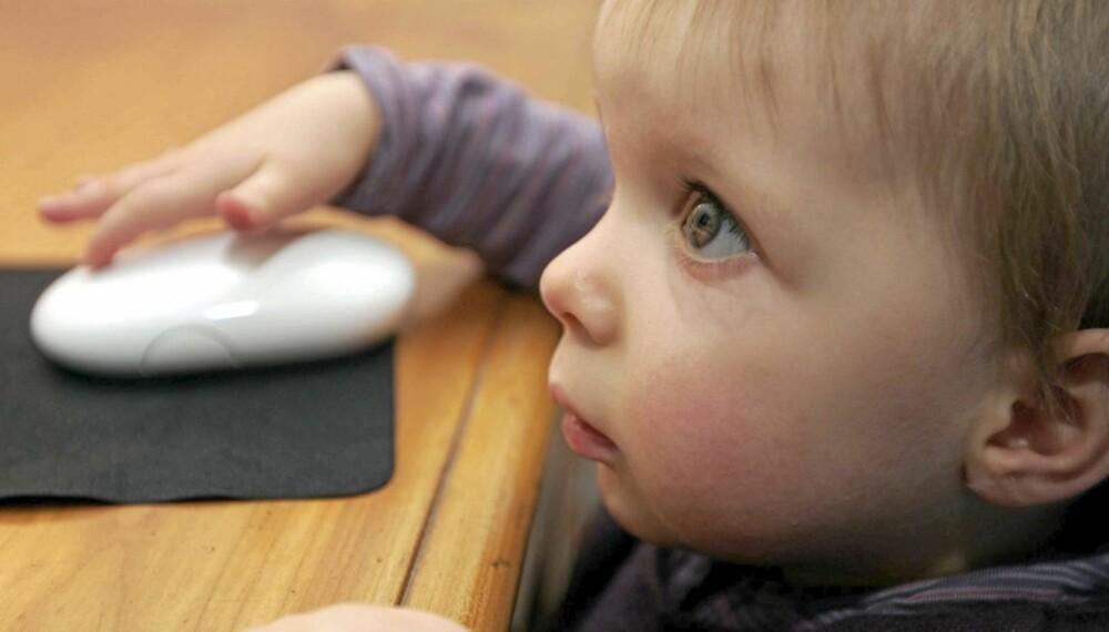 NETTSPILL: Mange foreldre er redde for å la barna spille dataspill som ligger ute på nettet.
