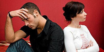 SKILSMISSE:Tenk på hvordan en skilsmisse kan være best mulig for barn.