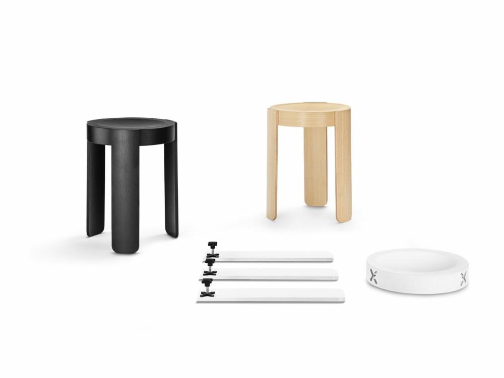 KRAKKET SAMMEN: Pal er designet av Hallgeir Homstvedt, nordicone.se