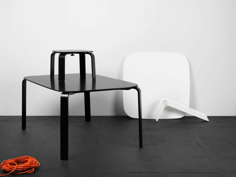 BORDFINT:  Bento bord er laget for One Nordic, og det kan bestilles flatpakket på nettet, onenordic.com