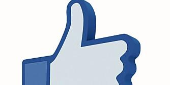 """TOMMEL OPP: Å samle på mange """"liker"""" fra venner og bekjente bekrefter både tilhørighet og vennskap."""