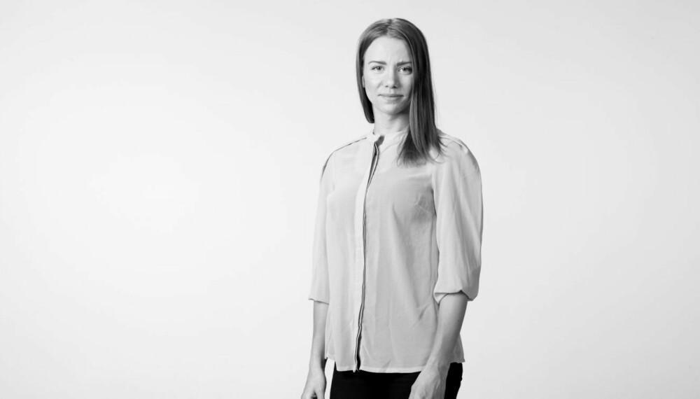 TA ANSVAR: Jeg har selv opplevd at det går an å føle seg trygg med foreldre som er forsiktige med dråpene, samtidig som de ikke lar alkohol bli en uting eller et tabu, hverken i julen eller resten av året, skriver Jona Runarsdottir.