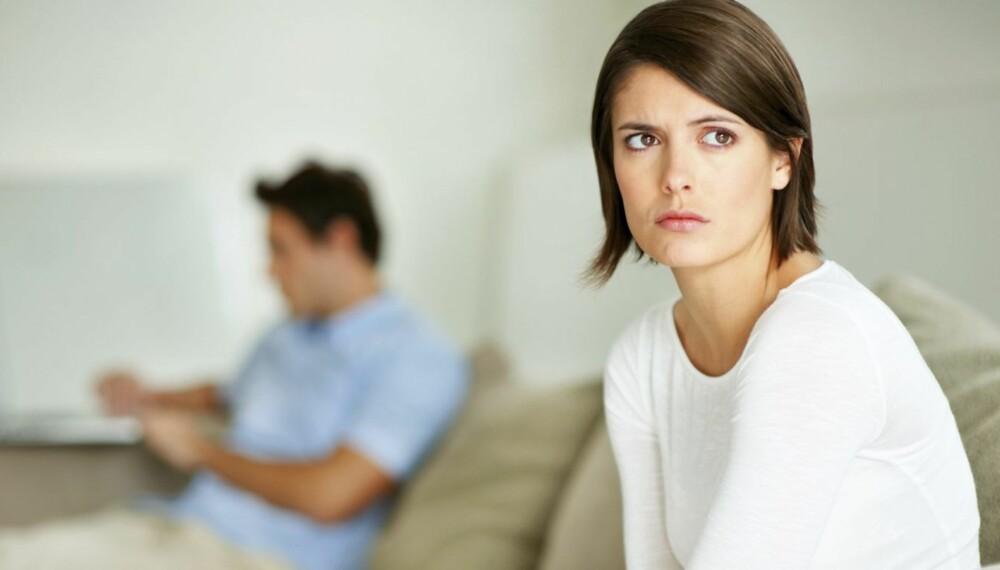 IKKE LIV LAGA: Vil ikke partneren ha barn med deg, og dette er noe du absolutt vil ha, kan det være lurt å avslutte forholdet.