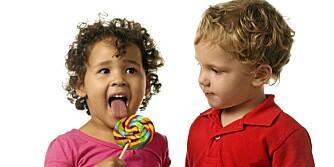 BRUKES OM ALT: Barn bruker ordet urettferdig om veldig mye, og vet ikke helt hva det betyr. Men det er alltid et uttrykk for at barnet ikke liker situasjonen det er i , mener barnepsykiater Marie-Strøm Olsen.