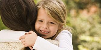 LYKKESTUND: En autoratativ eller myndig oppdragelse er det som skal til for å gjøre barna dine lykkelige.