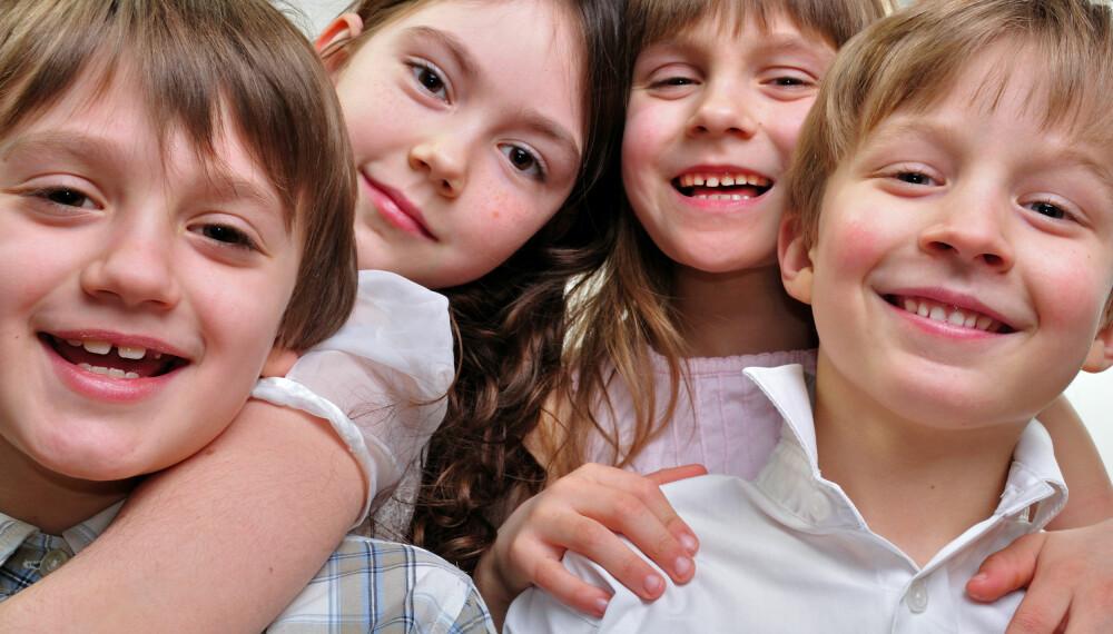 EN MOBBER: Et lykkelig og tilsynelatende veltilpasset barn kan likevel utvikle seg til en mobber, blant annet som følge av ettergivenhet hos foreldrene. (ILLUSTRASJONSFOTO: Colourbox)
