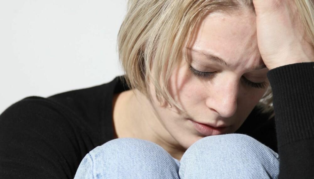 STRESS; Psykologisk stress er vanskelig å måle, men det kan  forstyrre den naturlige syklusen og gi uregelmessig og sjelden eggløsning.