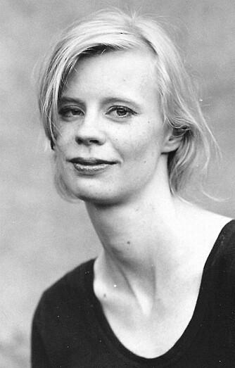 PSYKOLOG: Hedvig Montgomery.