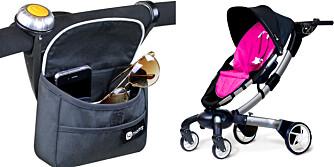 VIL HA DET BESTE: Trendforsker Gunn Helen Øye mener vognen snakker til hjertet av moderne norske foreldre, som har økonomi til å gi babyen det kuleste av det kule.