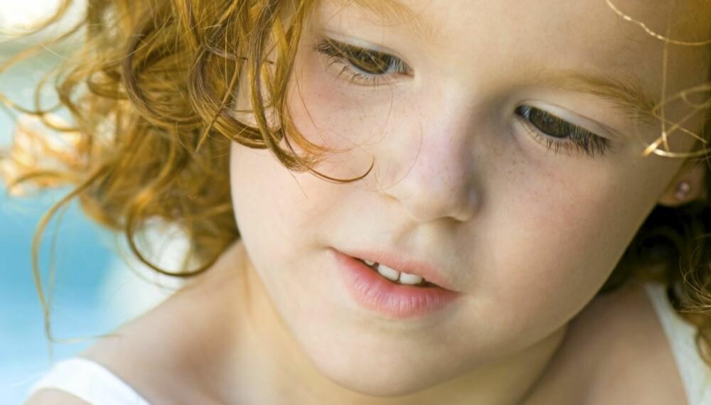 Donorbarn: Barn med rødt hår blir ikke mer mobbet enn andre, men foreldre velger likevel bort rødhårede sæddonorer av frykt for mobbing.