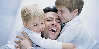 FAVORITT: Noen voksne blir raskt barnas favoritt. Er du en av dem?