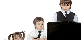 STATUS: Foreldre velger navn som viser hvem de er, viser ny doktorgrad.