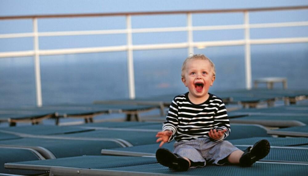 582091258 Cruise med barn - Reise med barn