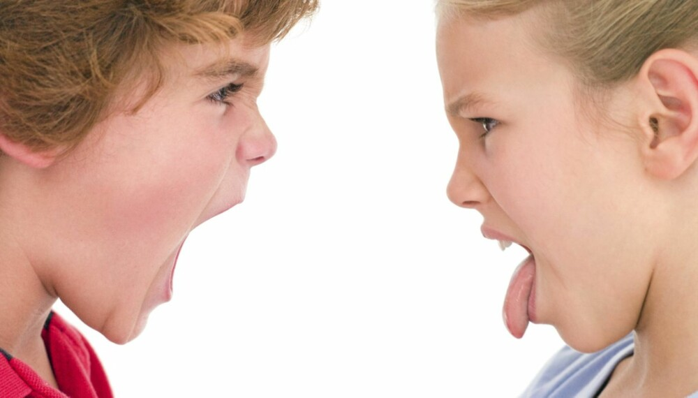 FERIETID: Snakk med barna om hva de ønsker å gjøre i ferien, så unngår dere kanskje noe krangling.
