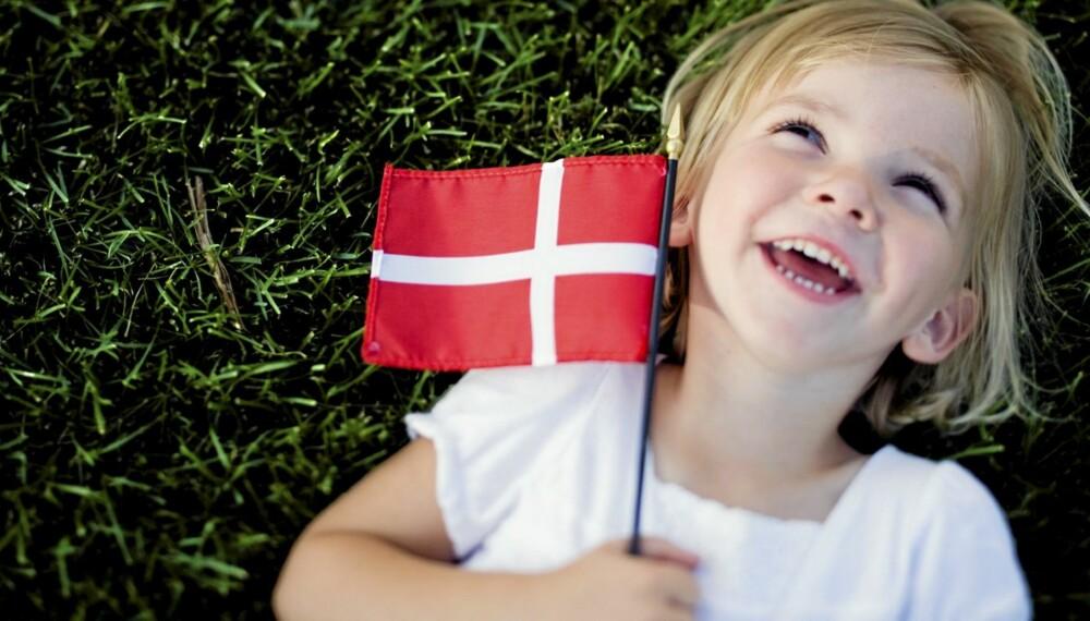 FERIE I DANMARK MED BARN: Danmark er ikke bare Legoland og tivoliet i København. Vi har laget en guide til steder du bør besøke om du vil oppleve morsomme og spennende ting med barna i sommer. FOTO: Istockphoto