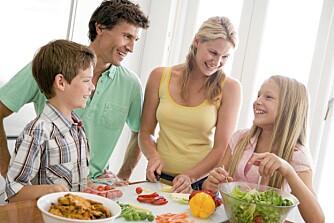 """KVALITETSTID: Mindfulness eller """"oppmerksom tilstedeværelse"""" skal ha gunstig innvirkning på barnas selvfølelse."""