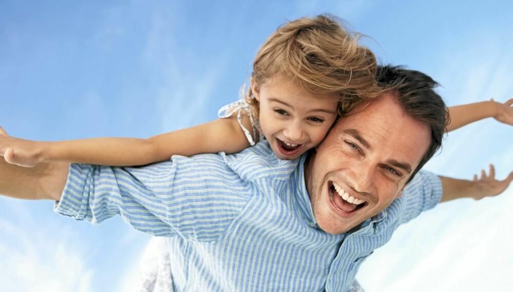 FAMILIELYKKE: Organiserer du dagen bedre, er belønningen mer kvalitetstid med barna.