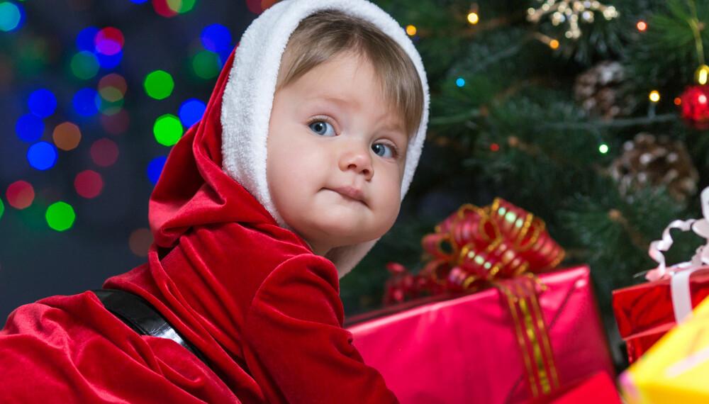 NYE JULETRADISJONER: Den første julen med egne barn er en fin tid for å skape nye tradisjoner. Vær forberedt på at dine barns jul ikke blir helt lik din egen, råder ekspertene.