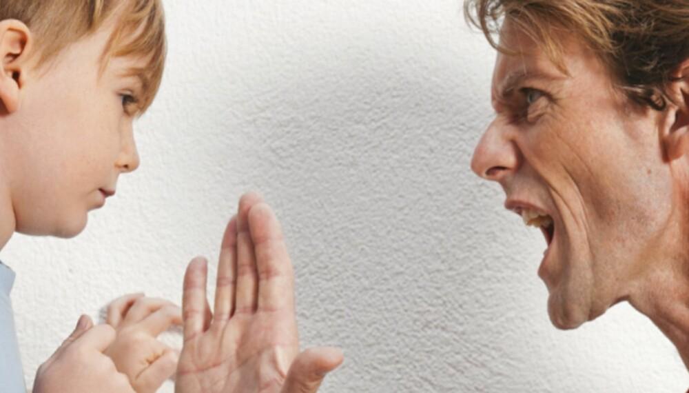 573cc2a9 Foreldre kan bli skremmende sinte på barna sine. Her er teknikkene som kan  gi deg og familien en mer harmonisk hverdag.