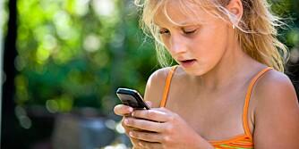 DIGITAL MOBBING: Over 45.000 barn mellom 9-16 år har opplevd mobbing eller sjikane via nettet.