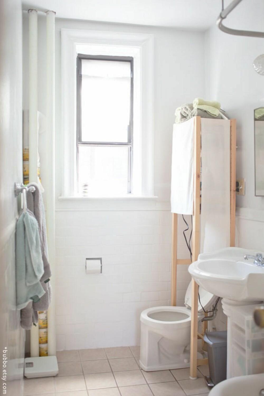 Uvanlig Tipsene som gir deg bedre plass på badet - Bad YL-11
