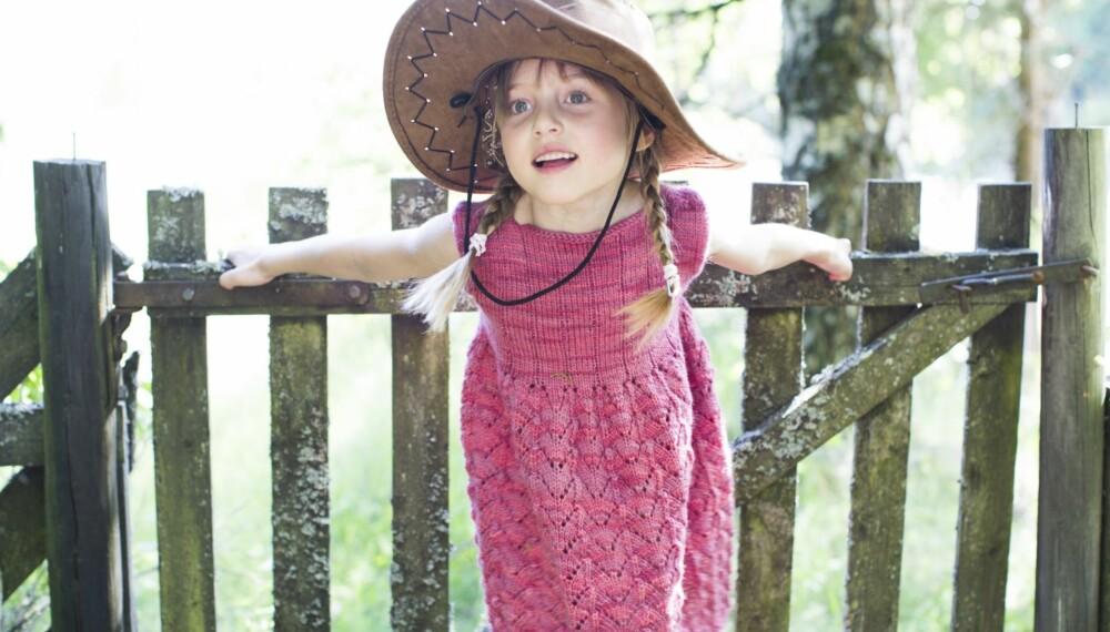 3281ab64 Hva med en westerninspirert saloon-kjole til fireåringen?