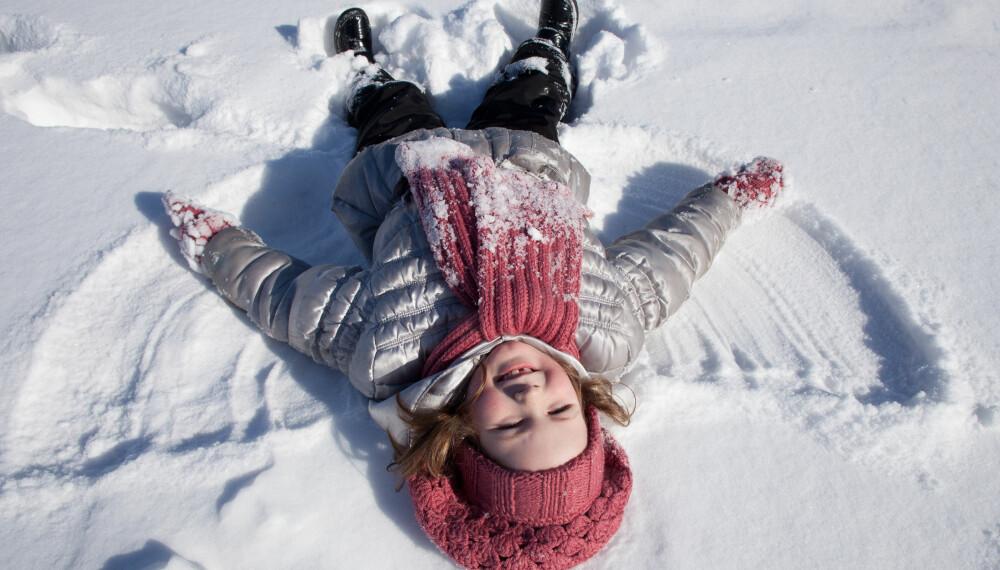 ADHD HOS BARN: Selv om et barn er aktivt nærmest døgnet rundt, er det vanskelig å stille ADHD-diagnose når de er under seks år.