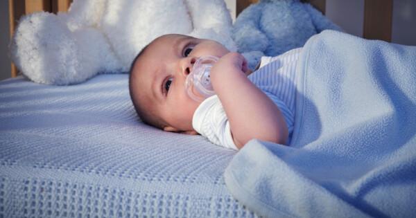 Baby vil ikke sove - Søvn