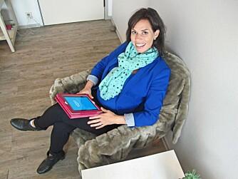 COACH: Maria Mork jobber som relasjonscoach.