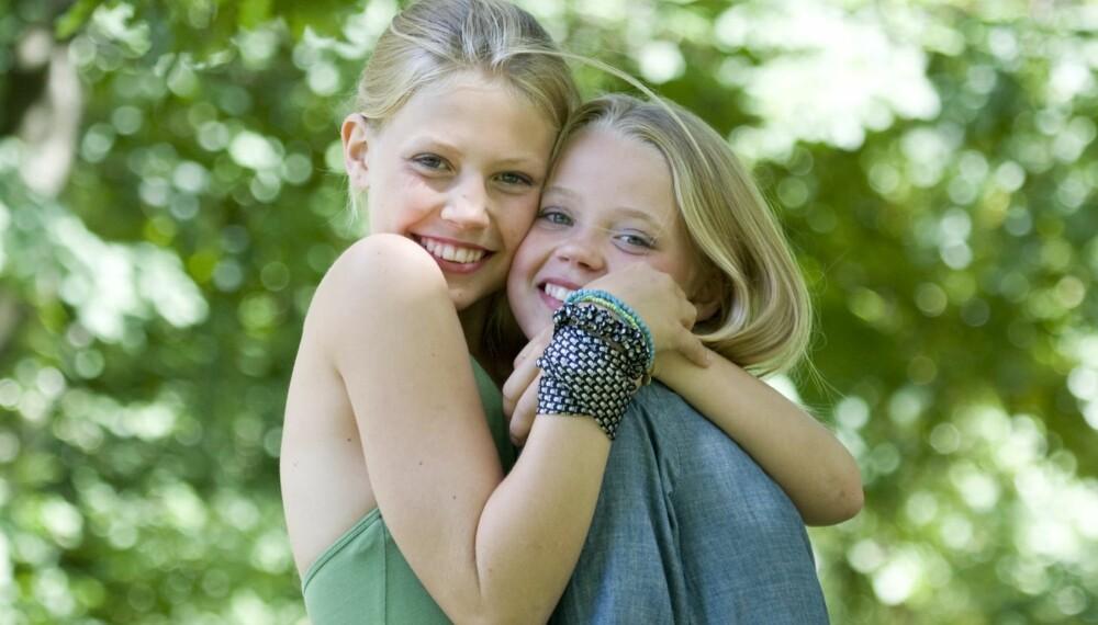 EMPATI: Ungdom har ofte faser der de er selvsentrerte, men det betyr ikke at de ikke har utviklet empati, mener ekspertene.
