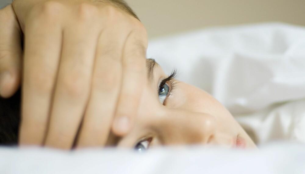 TIDEN TIL HJELP: Ofte vil omsorg og litt smertestillende være beste medisin når barna er syke.