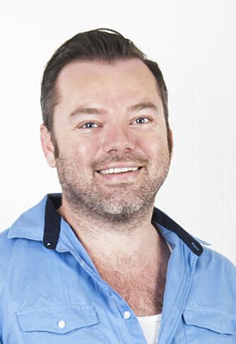 LEDER I LLH: Bård Nylund, leder i Landsforeningen for lesbiske, homofile, bifile og transpersoner. FOTO: Tina Hauglund/LLH