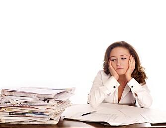 UREALISTISKE: Ungdom bruker for lite tid til å forbrede seg på voksenlivet.
