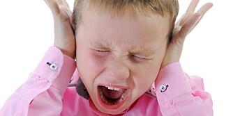 TRASSIGE BARN: Trass er en naturlig del av oppveksten, og etter hvert som barnet vokser vil det komme flere trassperioder.