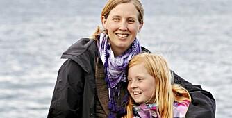 PSYKISK SYK: Elisabeth Heldal vet at hun kan være en god mamma til tre barn selv om hun har vært innlagt på psykiatrisk sykehus.
