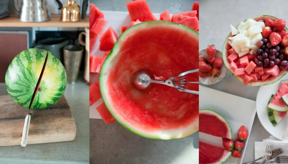 SOMMER KOMMER: Tjuvstart sommeren med en skikkelig fruktfest!