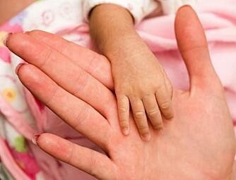 FORBEDRET TEKNOLOGI: I land som Danmark, USA og Tyskland testes de nyfødte for flere sykdommer enn i Norge.