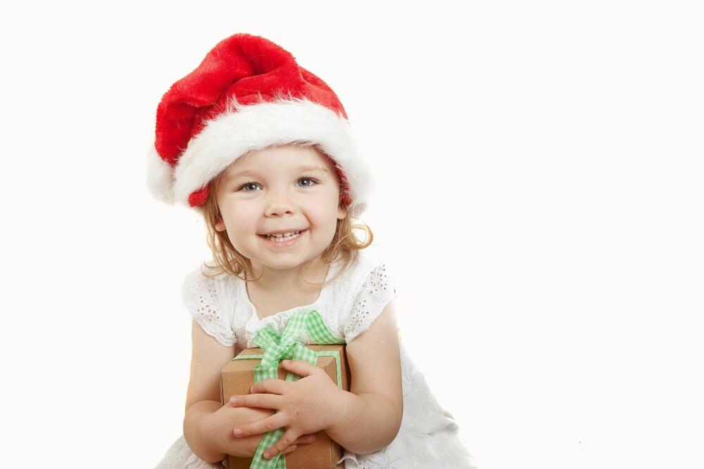 TREÅRINGEN: Nå er det ekstra gøy å få være med på forberedelsene og glede seg til jul i fellesskap. Gavene kan imidlertid raskt bli litt overveldende.