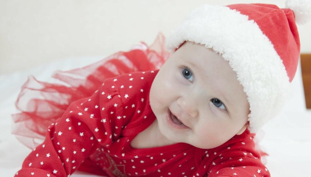 JUL FOR DE MINSTE: Ekspertene tar deg gjennom hva barnet ditt egentlig oppfatter av julefeiringen, og hvilke utfordringer du kan vente deg i hver aldersgruppe.