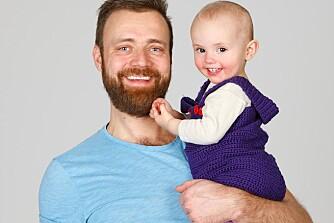 ANALOG FAMILIE: - For litt siden var jeg i en samtale med andre foreldre som virkelig ikke skjønte hvordan vi klarte å ha fire barn uten et nettbrett eller fire som gikk varmt, skriver Thorbjørn.