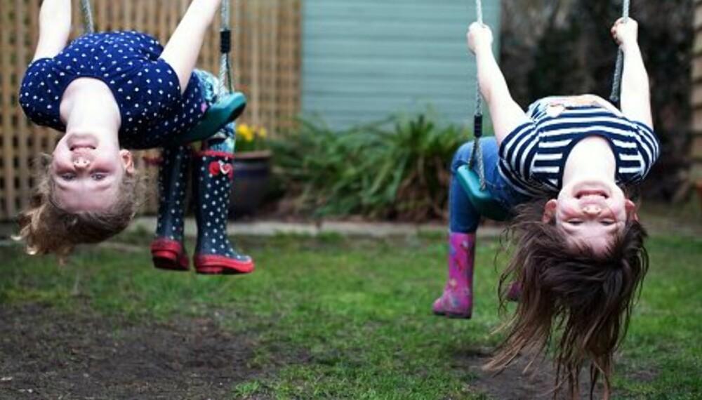 FRIHET: Barna våre fortjener den samme friheten og uavhengigheten som vi selv hadde glede av da vi var unge.
