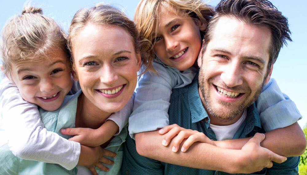 UTFORDRINGER PÅ FERIE: Det er ofte knyttet store forventninger til en sommerferie, som ikke alltid innfrir. Hvordan unngår dere som foreldre konflikter, uenigheter og diskusjoner om barneoppdragelser?
