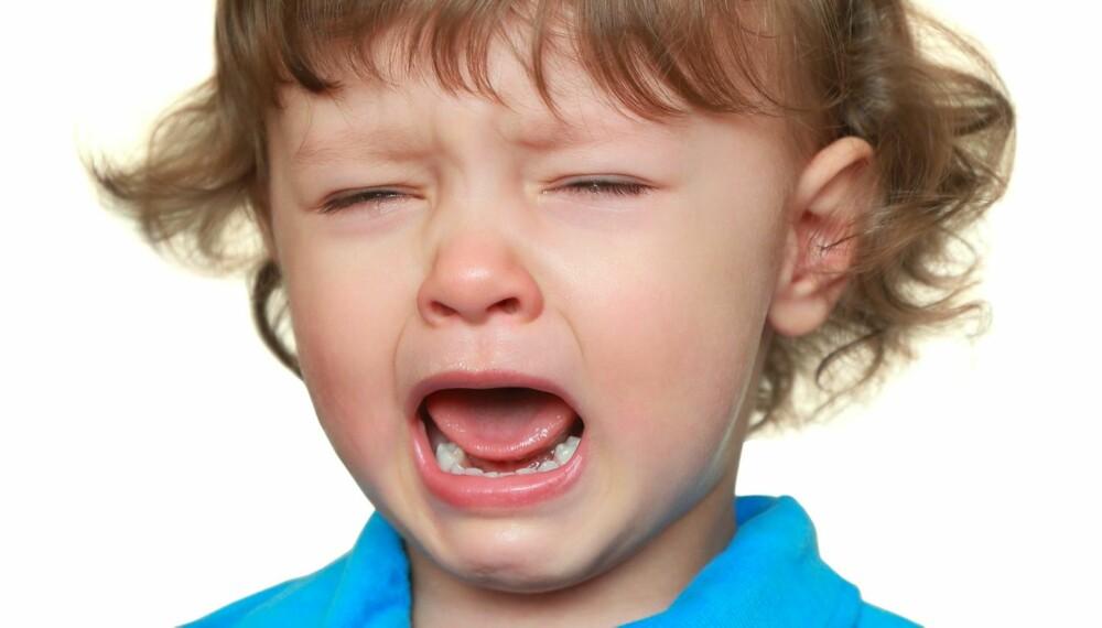 SÅRER BARNA: Alle foreldre sier feil ting i blant. Men noen verbale utbrudd er verre enn andre.