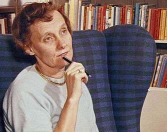 MAMMA TIL PIPPI: Astrid Lindgrens bok om Pippi Langstrømpe ble først refusert av forlaget, men hun ga seg ikke og ble en av verdens mest anerkjente barnebokforfattere.