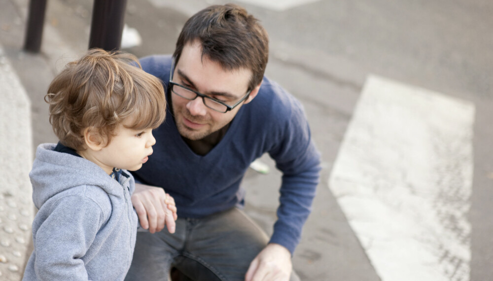 TIDLIG HJELP AVGJØRENDE: Stamming starter ofte i den meste intense språkutviklingsfasen mellom to og fem år. Å lytte til barnet og søke hjelp tidlig, kan være avgjørende.