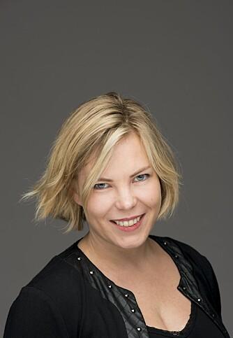 """I MAMMAS FOTSPOR: Marta Breens mor var 70-tallfeminist. I år ga Marta ut boka """"Født feminist""""."""