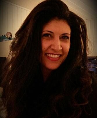 EN AV 11 SØSKEN: Aida Dahis' mor var alene med 11 barn. Aida er veldig stolt av henne.