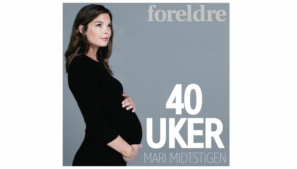 GRAVID-PODCAST: Hver uke gjennom hele svangerskapet setter redaktør Mari Midtstigen seg i bilen sammen med søsteren sin, Ingri. Hva de snakker om kan du høre her.