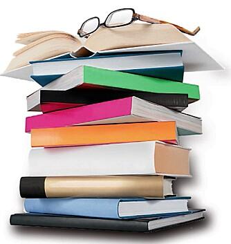 LES DEG OPP: Kjøpe bøker , blader og gå på nett !